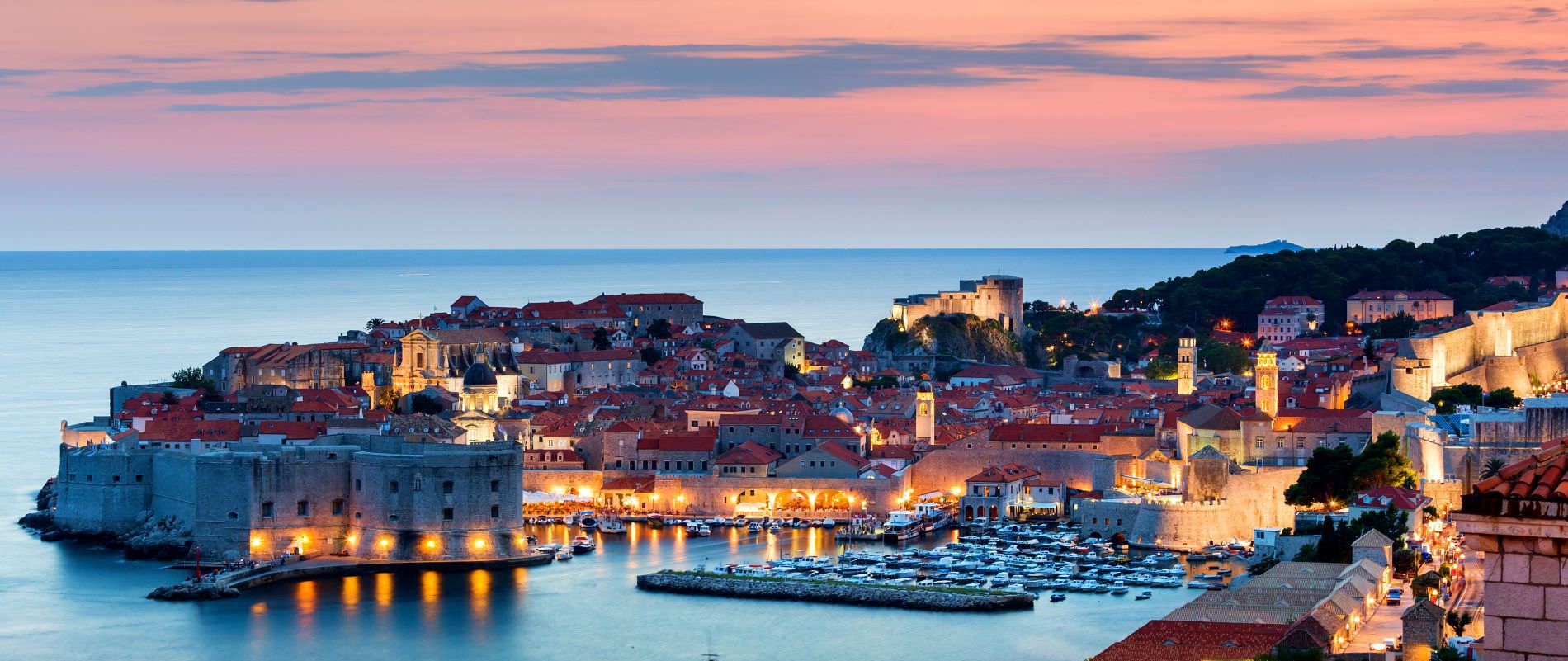 croatia-dubrovnik-sunset