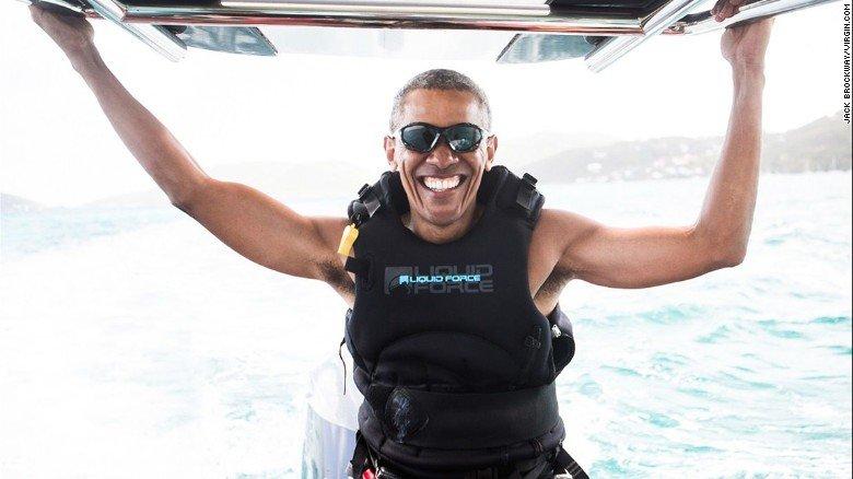 Obama kite
